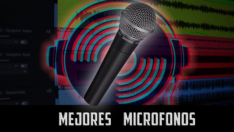 Mejores microfonos para voz