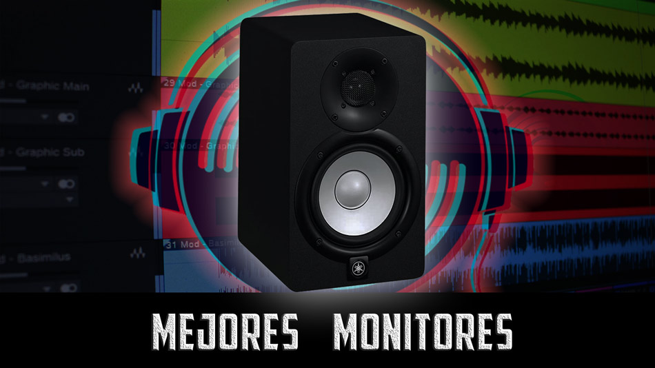 mejor monitor de estudio para home studio