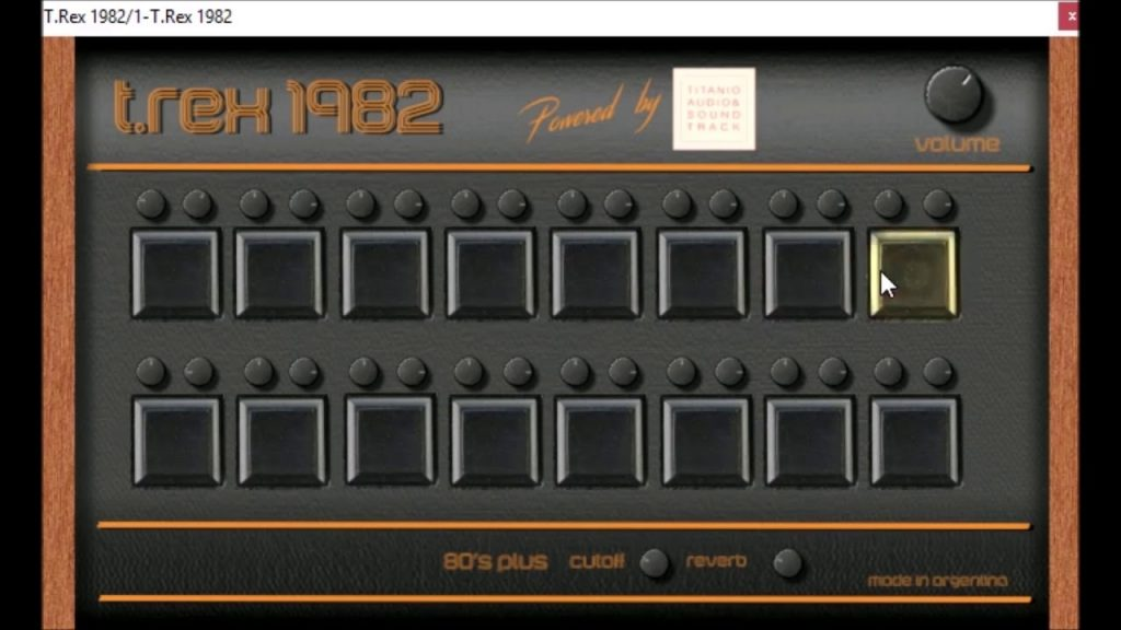 T.Rex 1982