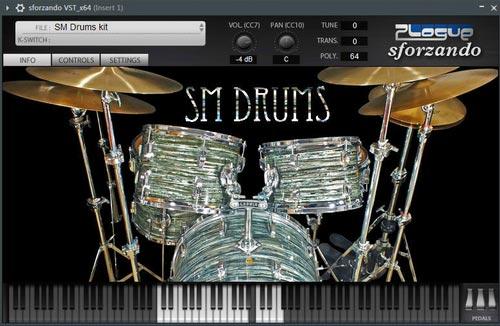 SM MegaReaper Drumkit