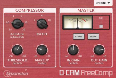 DCAM FreeComp