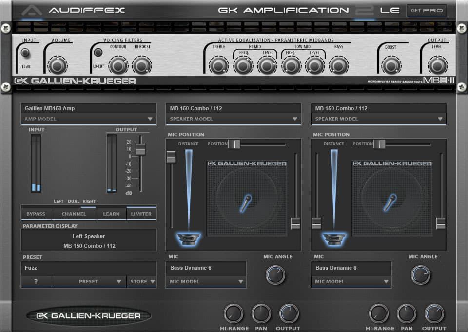 GK Amplification 2 LE