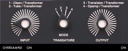 Transature plugin