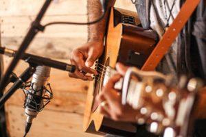 mejores microfonos para guitarra acústica