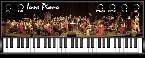 Iowa Piano plugin