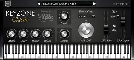 Keyzone Classic plugin